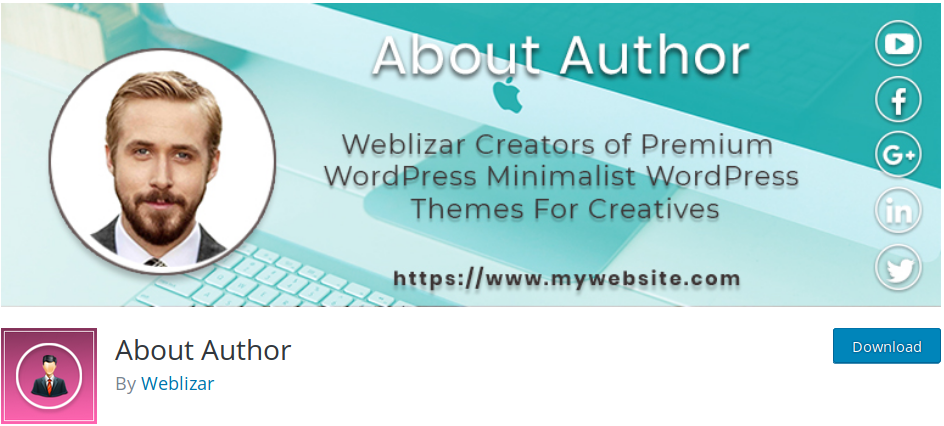 Wordpress About Author <= 1.3.9 Authenticated Stored XSS